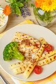 Hälsosam måltid — Stockfoto