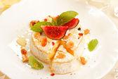 Camembert al horno — Foto de Stock