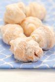 Homemade shortbread cookies — Stock Photo