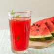 Watermelon juice — Stock Photo #28890479