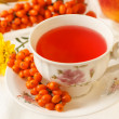Sea buckthorn tea — Stock Photo #30681799