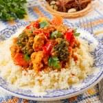 Couscous marocain — Stock Photo #43099503