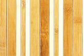 Bamboo wood texture with natural patterns — Stock Photo