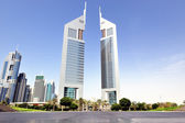 Dubai. Emirates Towers — Stock Photo