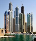 Dubai. Dubai Marina — Stock Photo