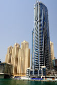 Dubai. Dubai Marina — Stock Photo