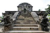 Hindoe tempel. eiland Java, Indonesië — Stockfoto