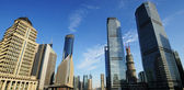Shanghai World Financial Center — Stock Photo