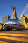 The Bean, Chicago — Stockfoto