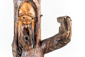 Wood carving — Foto Stock