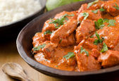 Butter Chicken — Stockfoto