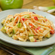Stock Photo: Apple Coleslaw