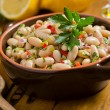 White Bean Cannellini Salad — Stock Photo #23948461