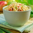Apple Coleslaw — Stock Photo