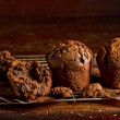 Chocolate Chip Muffins — Stock Photo #23948629