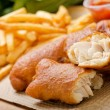 Постер, плакат: Fish and Chips