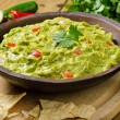 Stock Photo: Guacamole Dip