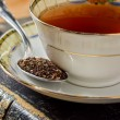 Stock Photo: Old English Tea