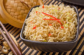 Ramin Noodles — Stock Photo