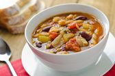 白菜汤 — 图库照片