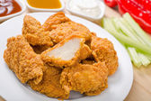 Nuggets de frango — Foto Stock