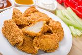 Tavuk kanadı — Stok fotoğraf