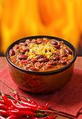 Chili Con Carne — Stock Photo