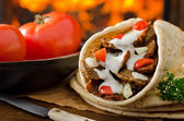 Gyro Donair — Stock Photo