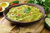 Guacamole Dip — Stock Photo