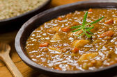 Lentil Soup — Stock Photo