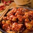 Sweet and Sour Chicken — Stock Photo #28730385