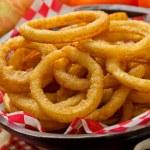 Onion Rings — Stock Photo #28854727