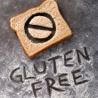 glutenfree — Stockfoto
