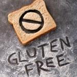 glutenu — Zdjęcie stockowe