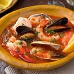 Seafood Stew — Stock Photo #41938157