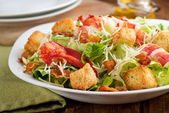 ıstakoz sezar salatası — Stok fotoğraf