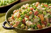 Pea Salad — Stock Photo