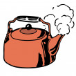 Kettle — Stock Photo