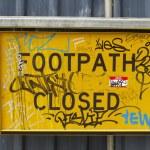 Urban Street Sign — Stock Photo #23802831