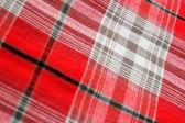 Röd rutig bakgrund — Stockfoto