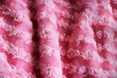 Pink Fur Cloth — Stock Photo