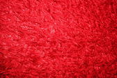 Red Fur background — Stock Photo