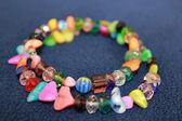 Stones bracelet — Stock Photo