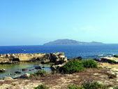 The Island of Levanzo, Sicily, Italy — Stock Photo