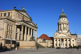 Gendarmenmarkt Berlin — Stock Photo