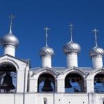 Rostov Kremlin, Russia — Stock Photo