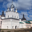 Rostov Kremlin, Russia — Stock Photo