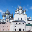 Rostov Kremlin, Russia — Stock Photo #43903315