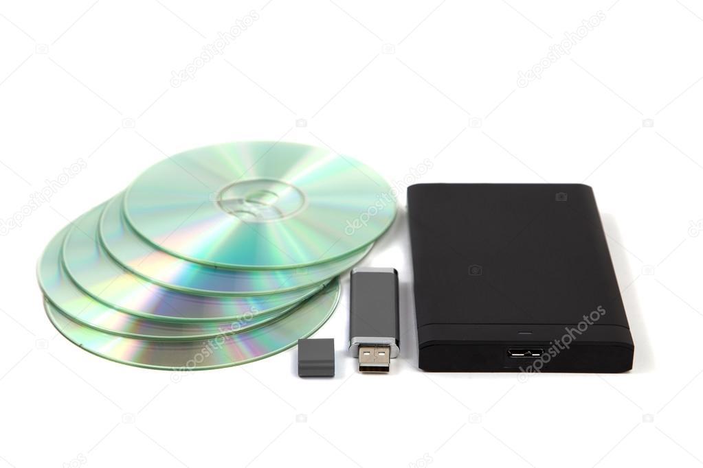 Как из флешки сделать съемный диск