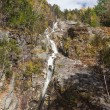 Flume Cascade, Crawford Notch State Park — Stock Photo #47900049